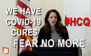 2020 AUG 01 DR SIMONE GOLD DISCUSSES BENEFITS OF HCQ AFTER YOUTUBE CENSORS BRIEFING