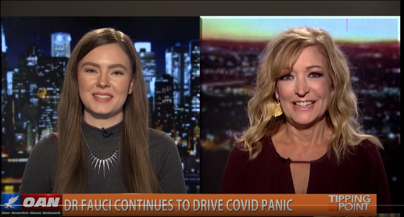 Tipping Point With Kara McKinney & Andrea Kaye review Dr. Fauci's track record concerning COVID-19