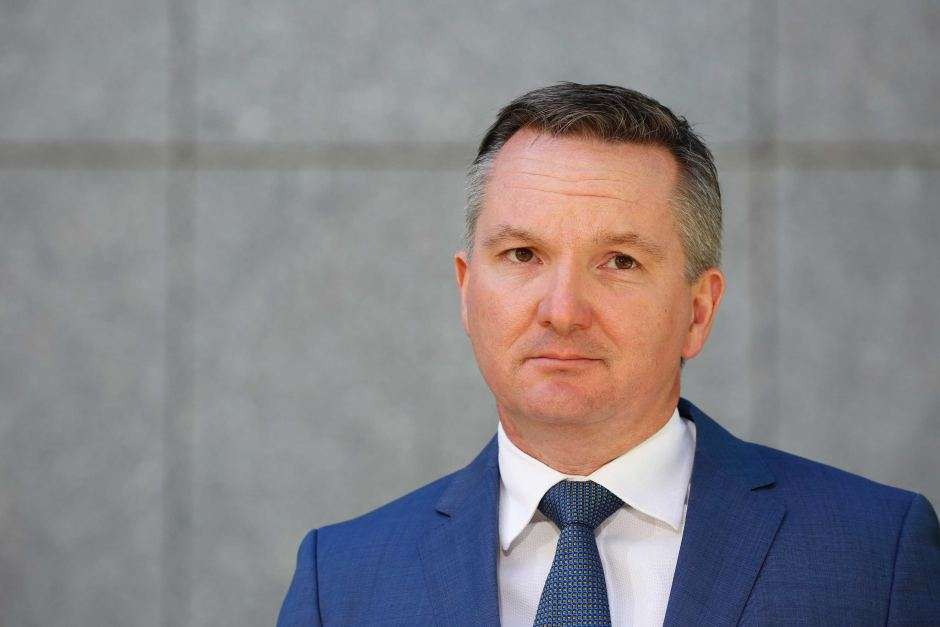Shadow Minister for Health Chris Bowen