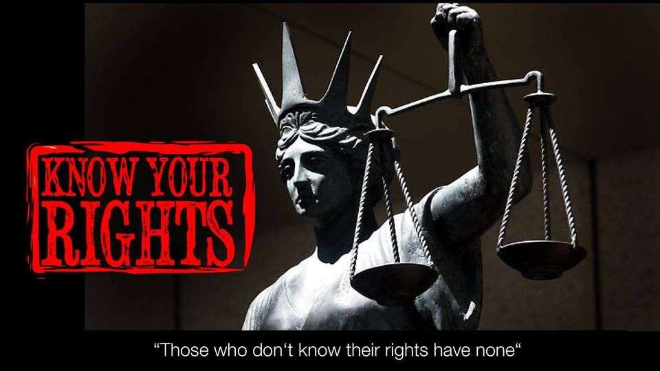 KNOW YOUR RIGHTS GROUP